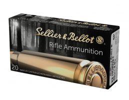 Sellier & Bellot 22 Hornet 45gr SP Ammunition - SB22HB