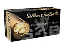 Sellier & Bellot 7.62x25mm Tokarev 85gr FMJ Ammunition 50rds - SB762TOK
