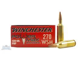 Winchester 270 WSM Ammunition