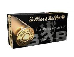 Sellier & Bellot 45 Auto/ACP 230gr FMJ Ammunition 50rds - SB45A