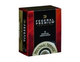 Federal Premium Personal Defense 10mm 180 gr Hydra-Shok 20 Rounds Ammunition - P10HS1