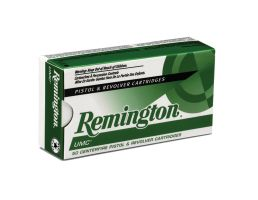 Remington UMC 45 Auto/ACP 230gr MC Pistol Ammunition, 50 Round Box - L45AP4
