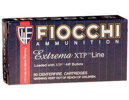 Fiocchi .40 S&W 180 gr XTP JHP 25 Rounds Ammunition - 40XTPB25