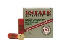 "Estate Cartridge 2.75"" 12 Gauge Ammo 4, 25/box - HVST12SM 4"