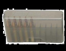 MTM SlipTop Ammo Box .270 - 30/06 - Smoke - 20rd - J-20-L-41
