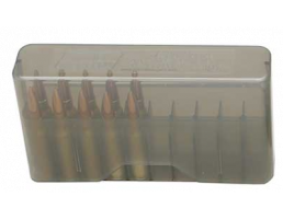 MTM SlipTop Ammo Box 22-250 to .308 - Smoke - 20rd - J-20-M-41