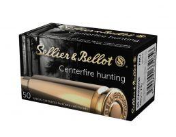 Sellier & Bellot 30 Carbine 110gr FMJ Ammunition 50rds - SB30A