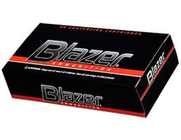 CCI Blazer 25 Auto/ACP 50gr FMJ Aluminum Cased Ammunition 50rds - 3501