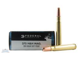 375 H&H Magnum Ammo