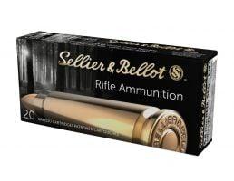 Sellier & Bellot 6.8mm SPC 110 FMJ Ammunition 20rds - SB68C