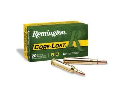Remington 280 165gr Core-Lokt PSP Ammunition 20rds - R280R2