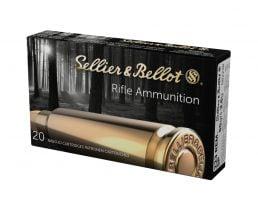 Sellier & Bellot 223 Remington 55gr SP Ammo