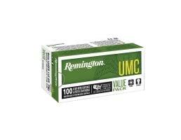 Remington UMC .380 ACP 88 gr JHP Ammo, 100/Box - R23974