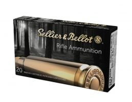 Sellier & Bellot 223 Remington 55gr FMJ Ammo