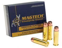 Magtech 44 Magnum 200gr Solid Copper HP Ammunition 50rds - 44D
