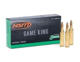 HSM 300 AAC Blackout 125gr SIERRA SPT Ammunition New Manufactured  20rds - HSM-300BLK-3-N