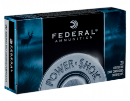 Federal 280 150gr Soft Point Power-Shok Ammunition 20rds - 280B