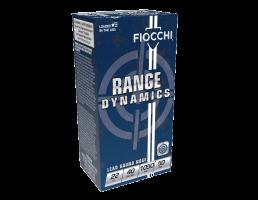 Fiocchi Shooting Dynamics .22lr 40 gr LRN Ammo, 50/Box - 22FLRN