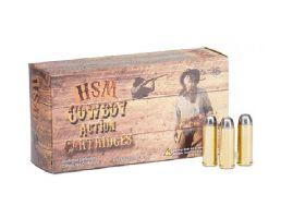 HSM 32-20 115gr RNFP Ammunition New Manufactured Cowboy Action 50rds - HSM-32-20Win-1-N