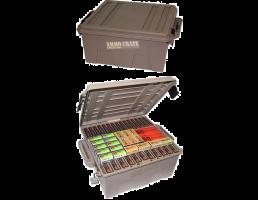 "MTM Ammo Crate 7.25"" Deep - ACR8-72"