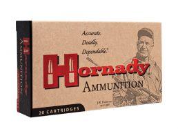 Hornady Custom 450 Bushmaster 250 gr FTX 20 Rounds Ammunition - 82244
