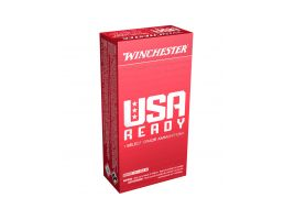 Winchester USA Ready 9mm 115 gr 50 Rounds Ammunition - RED9