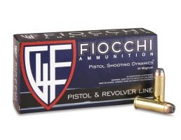Fiocchi Shooting Dynamics .44 Magnum 240 gr 50 Rounds Ammunition - 44A500