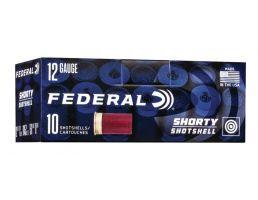 "Federal 12 GA 1.75"" #8 10 Rounds Shorty Shotshells - SH129-8"