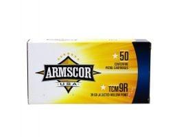 ARMSCOR .22 TCM 9R 39GR JHP 50 Rounds Ammunition - FAC22TCMNR-1N