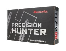 Hornady Precision Hunter 143 gr Extremely Low Drag-Expanding 6.5 Crd Ammo, 80/box - 814994