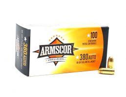Armscor 380 ACP 95gr FMJ Value Pack Ammunition 100rd - 50315