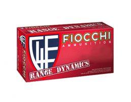 Fiocchi Range Dynamics 150gr FMJBT .300 Blackout Ammo, 100/Box - 300BARD1