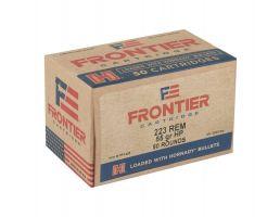 Hornady Frontier 55gr HP Match .223 Rem Ammo, 50rd - FR1405