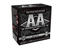 "Winchester AA Diamond Grade 2 3/4"" #7.5 oz 12ga Ammo, 25rd - AADGL12507"