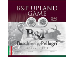 "Baschieri & Pellagri  Upland Game 12 Ga Ammo 3"" #7.5 shot 25rds - XDCA7C02UGA073"