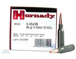 Hornady 5.45X39 Ammo