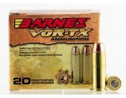 Barnes Bullets VOR-TX 200 gr Barnes XPB .45 Colt Ammo, 20/box - 21547