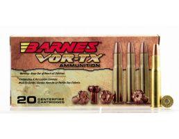 Barnes Bullets VOR-TX 150 gr TSX Flat Nose .30-30 Win Ammo, 20/box - 21535