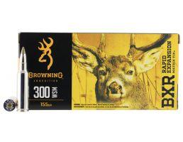 Browning BXR 155 gr Matrix Tip .300 WSM Ammo, 20/box - B192130001