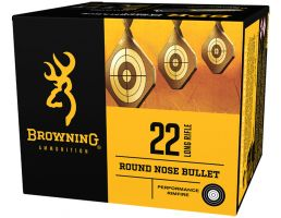 Browning BPR Performance 36 gr Plated Hollow Point .22lr Ammo, 1000/box - B194122000