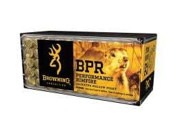 Browning BPR Performance 40 gr Jacketed Hollow Point .22 WMR Ammo, 50/box - B195122050