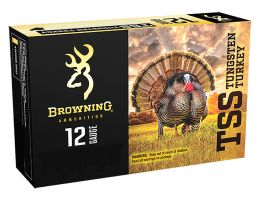 "Browning TSS Tungsten Turkey 3.5"" 12 Gauge Ammo 7, 50 Rounds - B193922147"