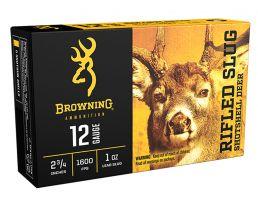 "Browning 2.5"" 12 Gauge Ammo BB, 5/box - B193121221"