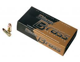 CCI Blazer Brass 95 gr Full Metal Jacket Round Nose .380 ACP Ammo, 250/box - 52021