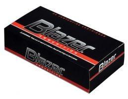 CCI Blazer 147 gr Full Metal Jacket 9mm Ammo, 50/box - 3582