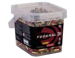 Federal American Eagle Syntech Range 165 gr Syntech Jacket Flat Nose .40 S&W Ammo, 350/box - AE40SJ1B350