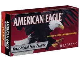 Federal American Eagle Indoor Range Training 230 gr Full Metal Jacket .45 ACP Ammo, 50/box - AE45N1