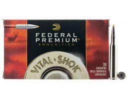Federal Premium 140 gr Trophy Bonded Tip .270 Win Ammo, 20/box - P270TT3