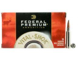 Federal Premium 180 gr Nosler Partition .308 Win Ammo, 20/box - P308E