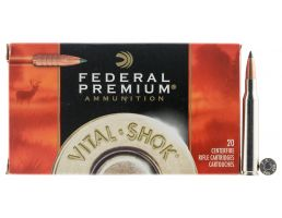 Federal Premium 140 gr Trophy Copper .280 Rem Ammo, 20/box - P280TC2